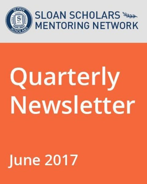 Sloan Quarterly Newsletter – June 2017