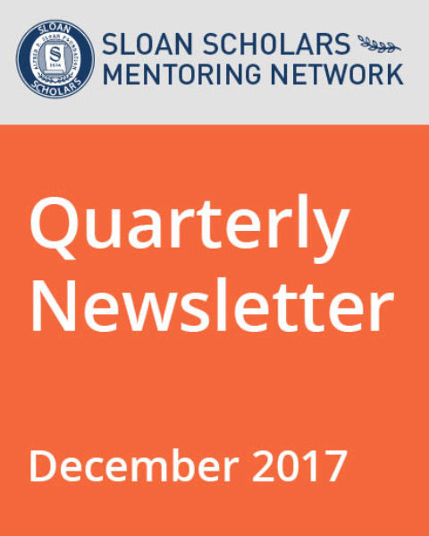 Sloan Quarterly Newsletter – December 2017