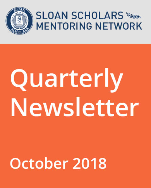 SSMN Quarterly Newsletter – October 2018